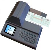 支票打印机