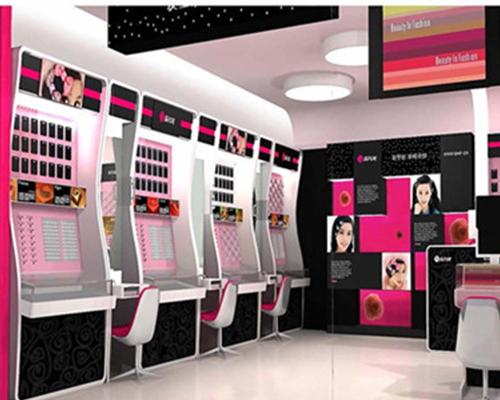 贵阳化妆品柜价格