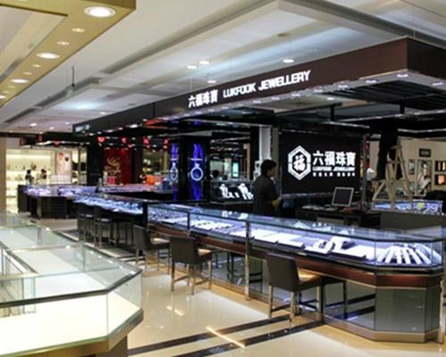 贵州珠宝展柜价格