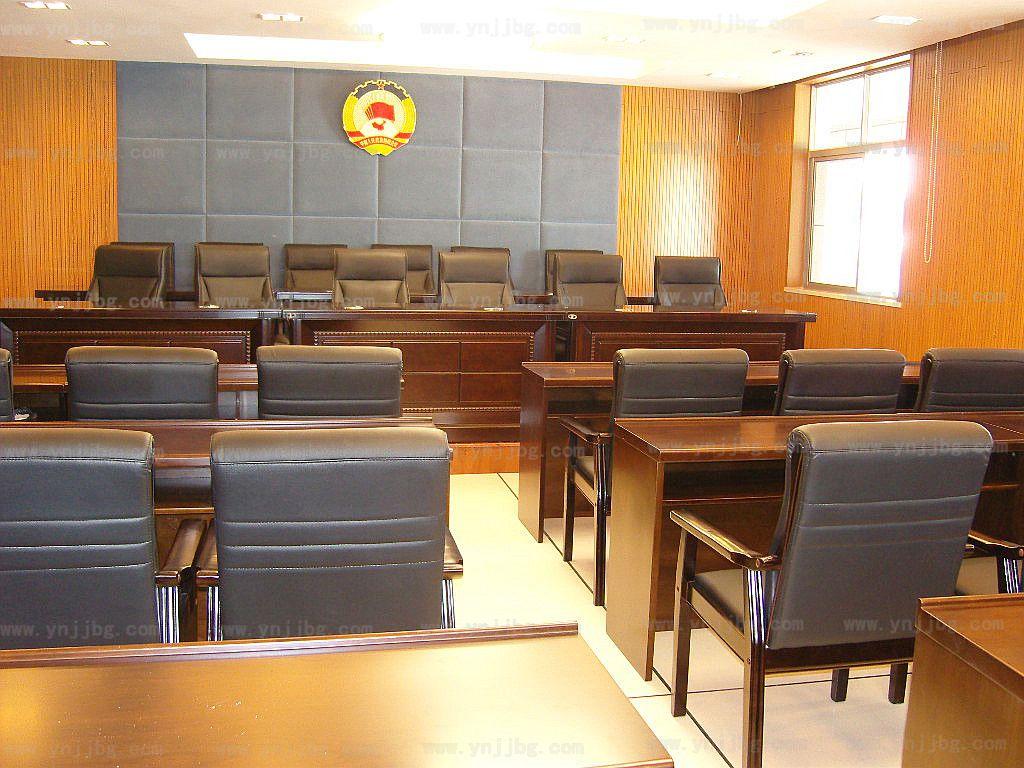 武警边防办公家具安装案例