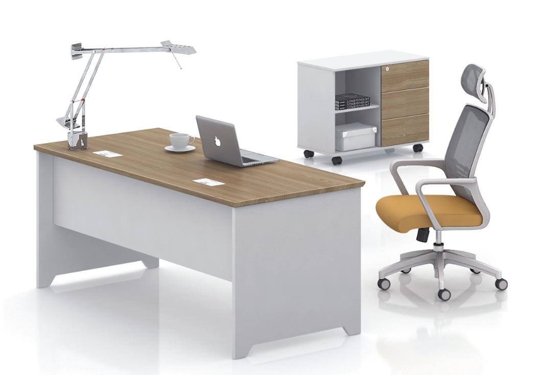 1米8办公桌简约时尚