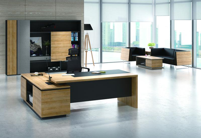 2米2和2米4时尚北欧风格办公桌