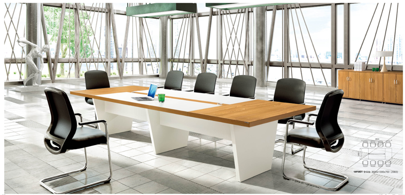 现代商务简约会议桌