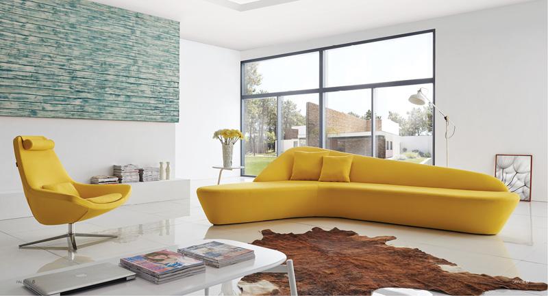 异型个性设计沙发