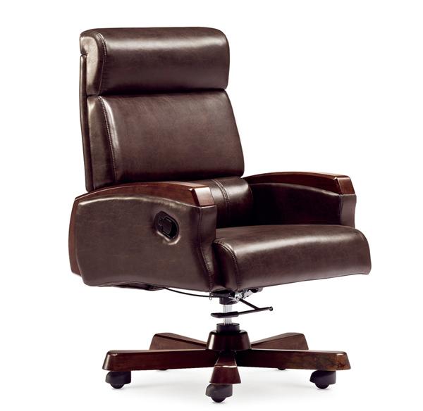 商務大氣多功能可放躺辦公椅