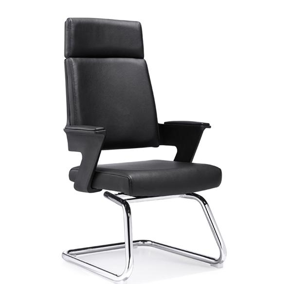 可旋转自动归位弓型椅