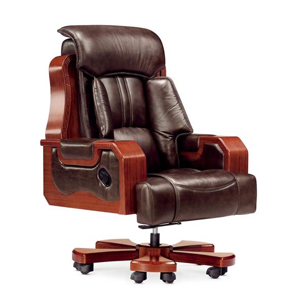 高档大气实木老板椅