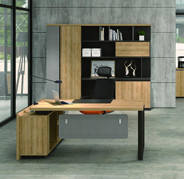1米6和1米8北欧风办公桌