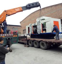 大型器材汽车搬运
