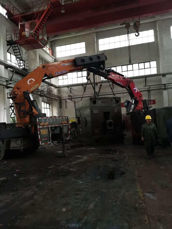 重庆设备吊装