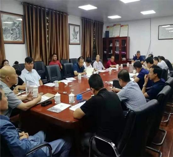 情报所陕西办事处应邀赴澄城县考察交流