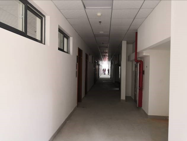 一层走廊现状