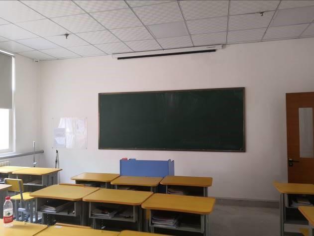 二层教室内景