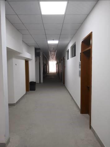 二层走廊现状