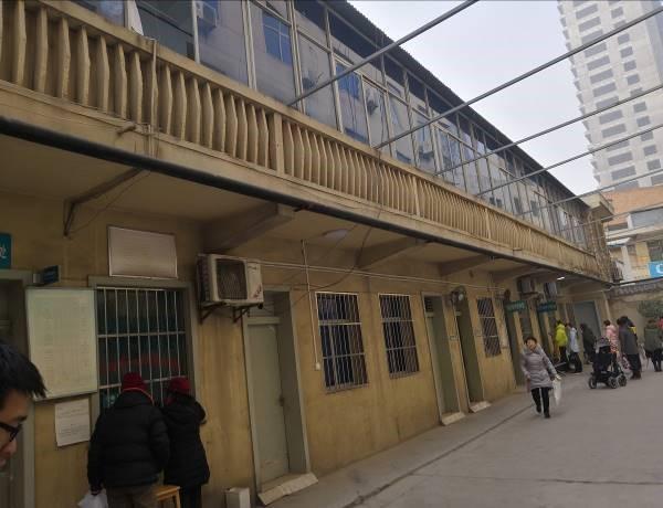 西安某医院房屋安全性检测鉴定报告