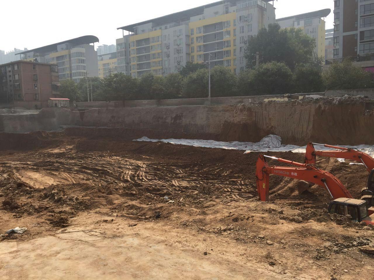 西安市某基坑工程滑坡塌方原因技术鉴定及司法鉴定