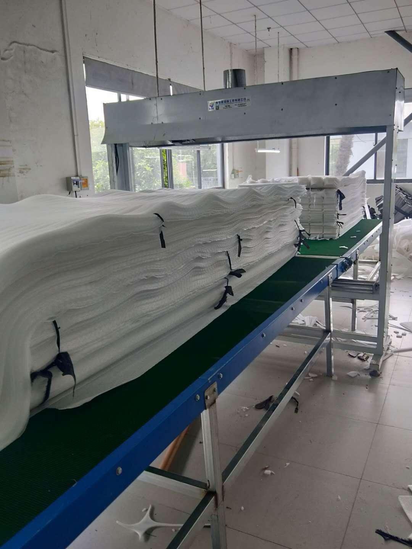 珍珠棉(海绵纸)数控切割机