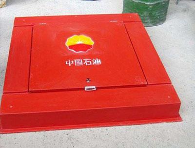 重庆加油站油罐盖广告牌