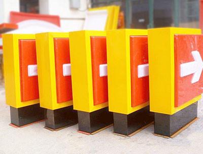 重庆加油站进出口标牌