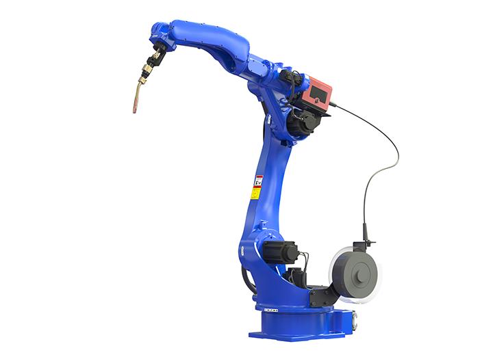 工业机器人的主要结构