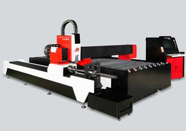 激光切割的两种常用工业类型