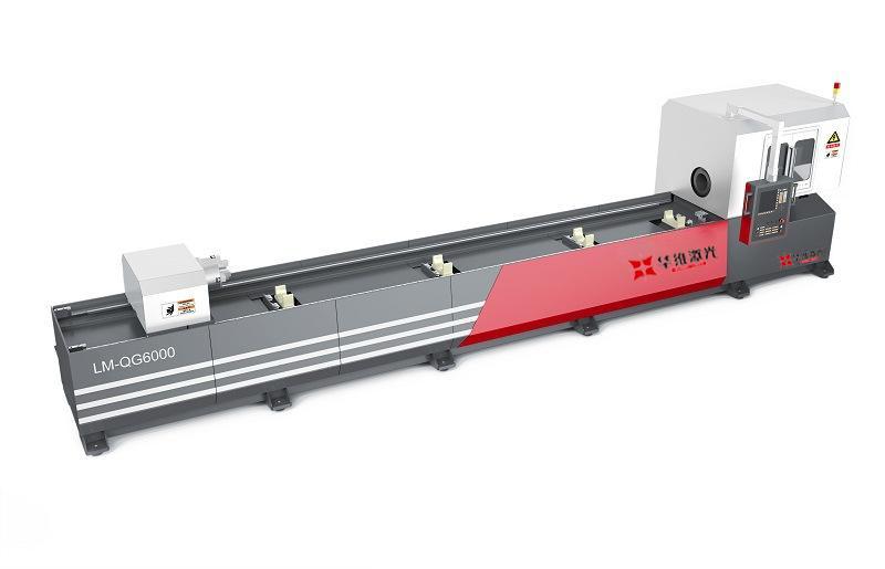激光切割设备-管材激光切割机