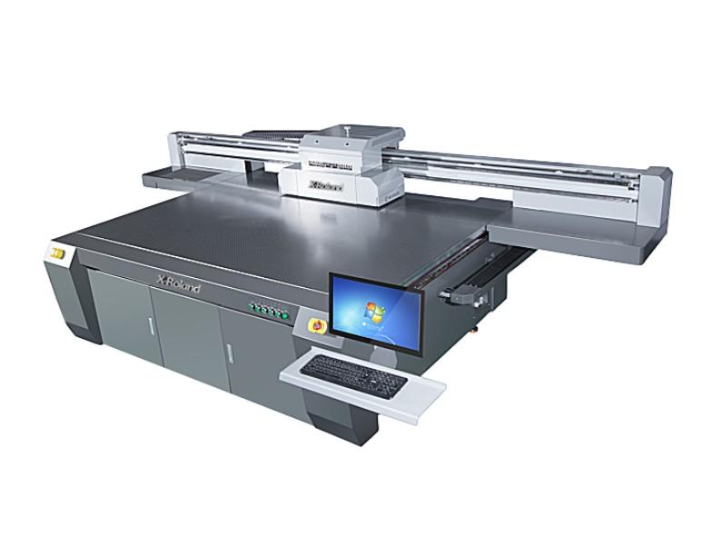 为什么uv打印机喷头会发生碰撞?