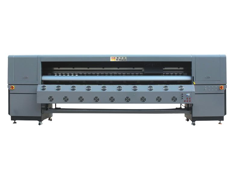 UV打印机图案模糊重影的解决方法