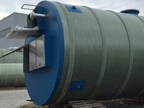 污水处理设备沉淀地的操作