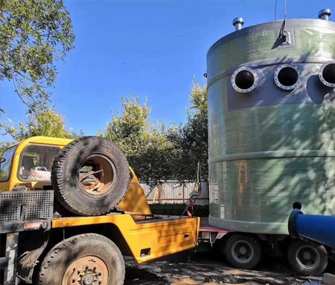 洗沙场污水处理设备性能优点