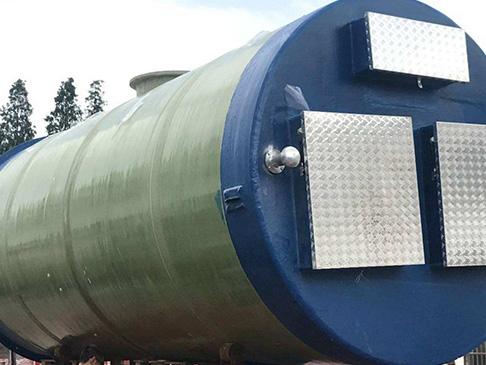 小型污水提升泵站