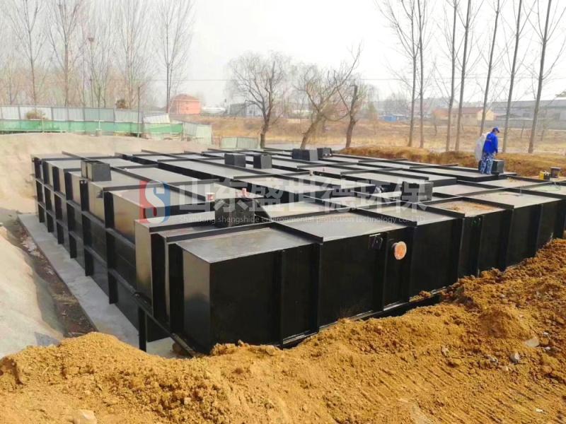 乡村污水处理设备
