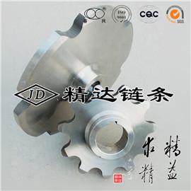 双节距链条用不锈钢链轮