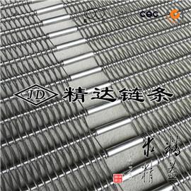 分區式不鏽鋼鍊條輸送網帶