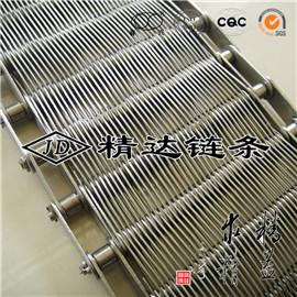 串杆绕丝不锈钢链条输送网带