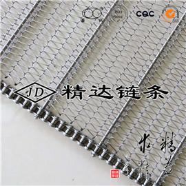 短节距不锈钢链条传动网带