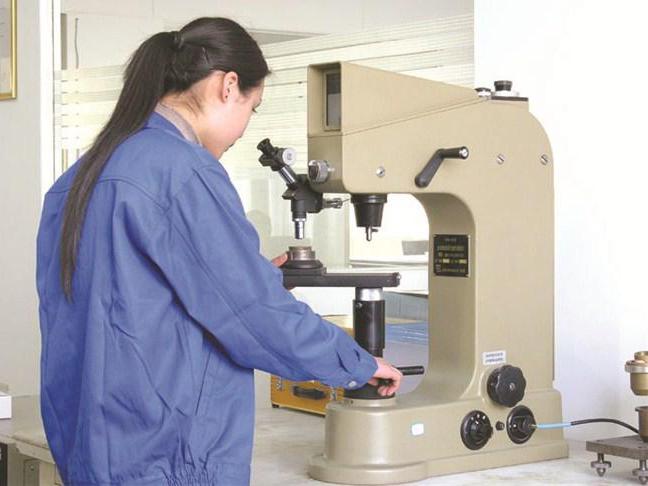 不锈钢链条的硬度测试检测设备