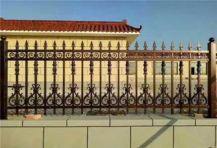 围墙铝艺护栏厂家