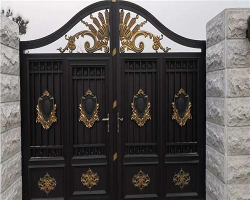 别墅铝艺大门厂家最常见的质量通病与防治对策