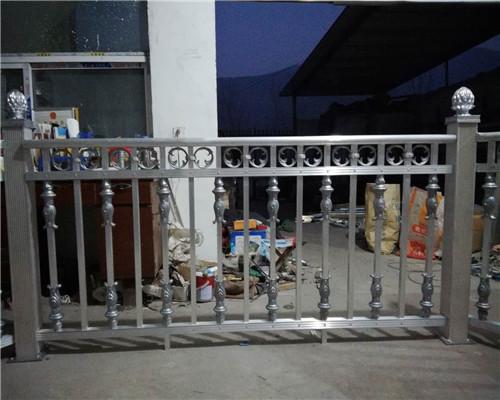 围墙铝艺护栏厂家的价格差异