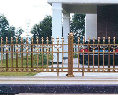 浅谈庭院铝艺栏杆厂家在市场发展过程中的变化