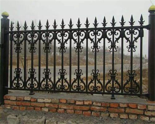 庭院铝艺栏杆