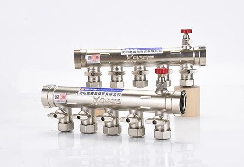 地暖分水器