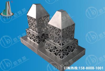 廈門非標造型鋁單板