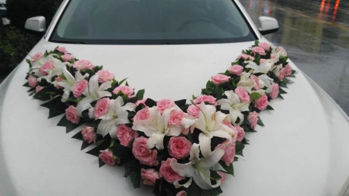 龙首村婚车