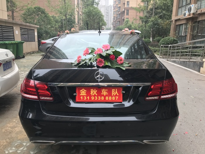 芙蓉东路婚车