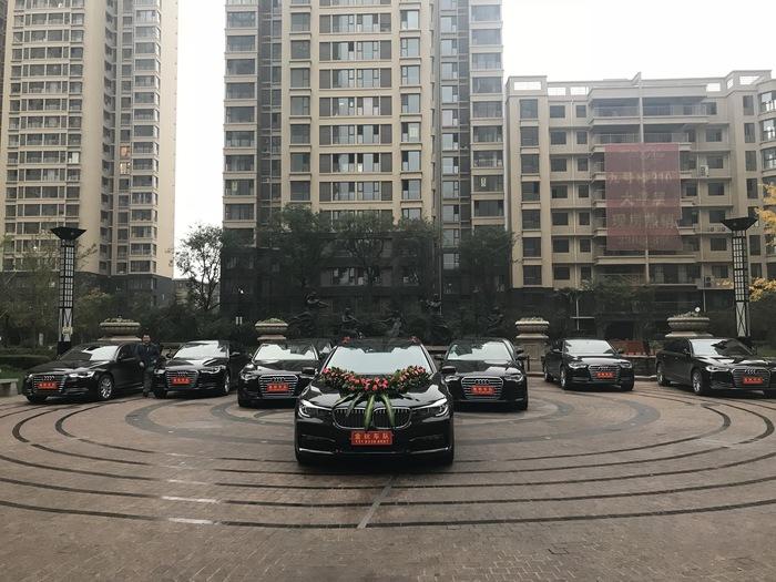 三里镇奔驰S600婚车出租