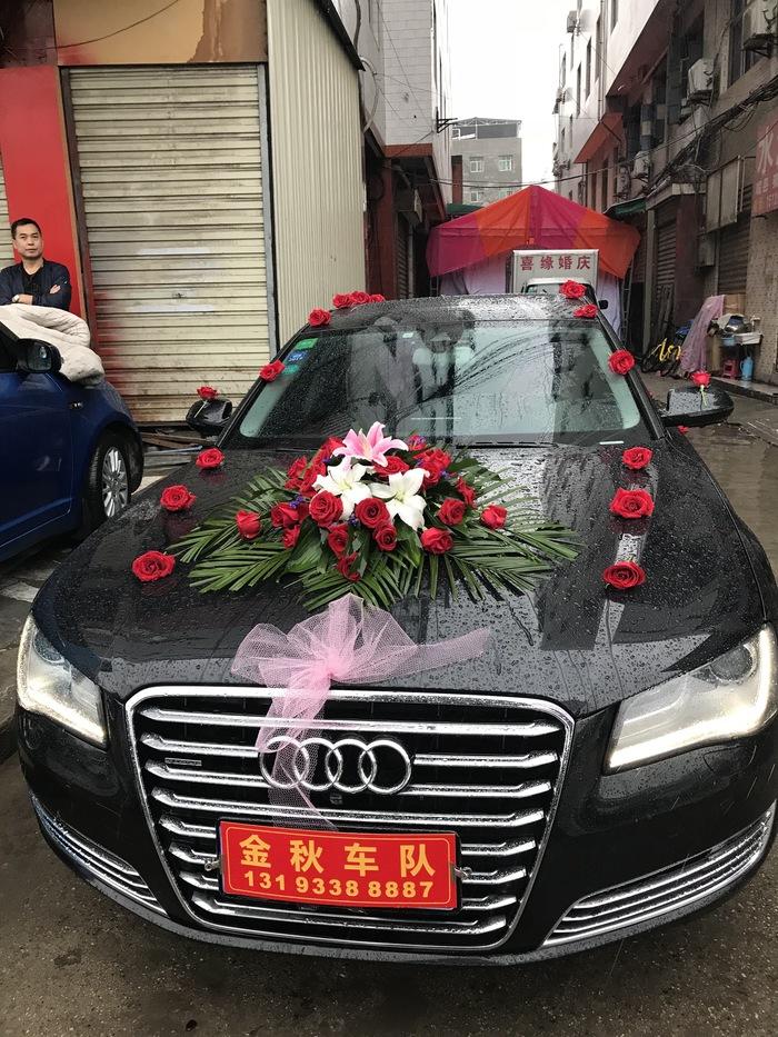 汉滨婚车租赁