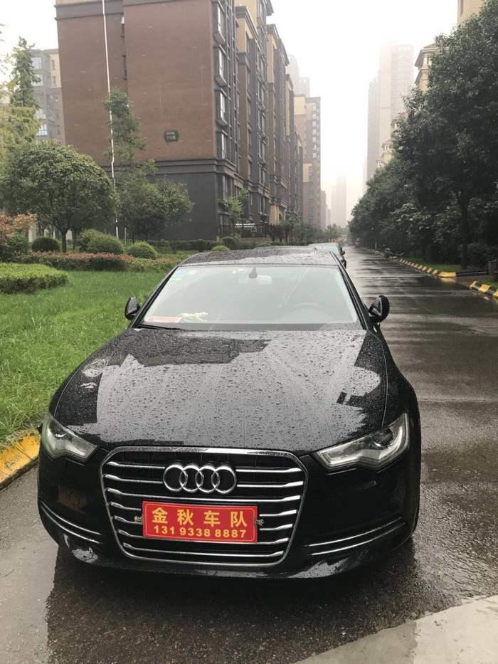 白河县婚车租赁