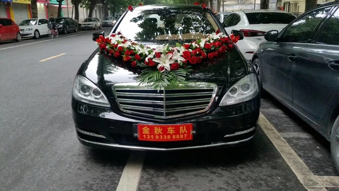 司竹鎮蘭博基尼婚禮車隊